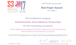 S3PM 2017 Best_paper_award