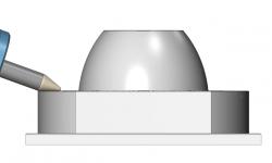 Taper barrel tool