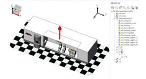 new machinecoordinate system