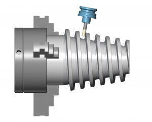 Rotary Conical Machining